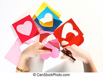 valentina, scheda colore