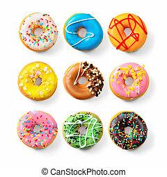 vario, donuts, colorito