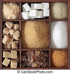 vario, generi, zucchero