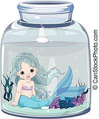 vaso, sirena
