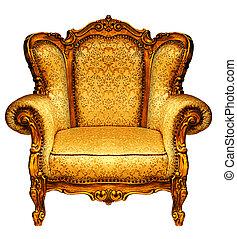vecchio, elbow-chair