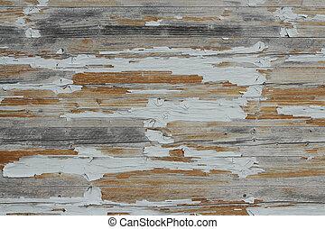vecchio, struttura, legno