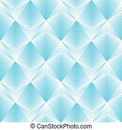 vecto, astratto, seamless, acqua, cristallo, fondo, popolare, fractal