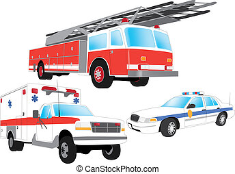 veicoli, emergenza