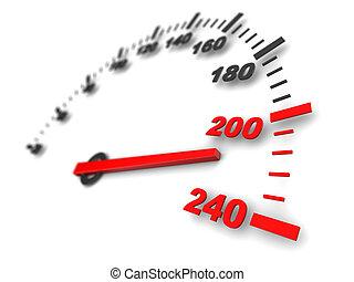velocità, metro