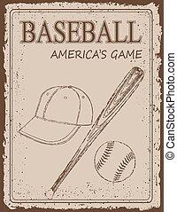 vendemmia, baseball, manifesto