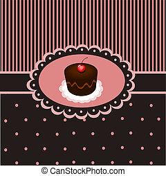 vendemmia, cupcake