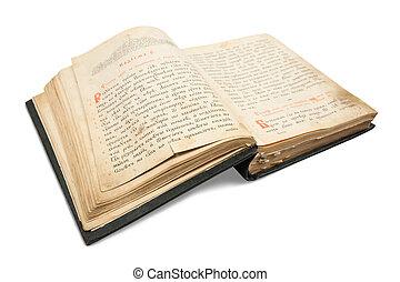 vendemmia, libro, 18st, secolo