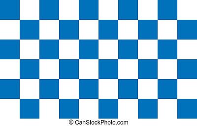 vendemmia, vettore, checkered, modello