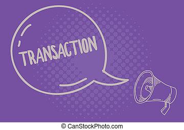 vendita, scambio, testo, esposizione, accordo, segno, istanza, qualcosa, foto, concettuale, transaction., o, acquisto