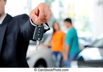 vendite automobile