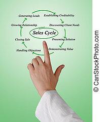 vendite, ciclo