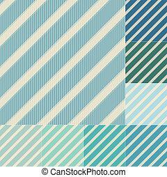 verde blu, seamless, zebrato