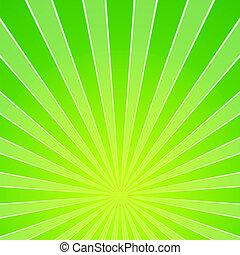 verde leggero, fondo, trave