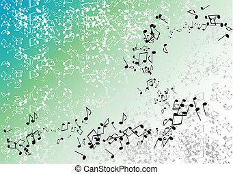 verde, musica