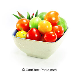verdura, fresco