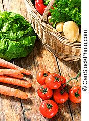 verdura, frutta