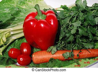 verdura, giardino