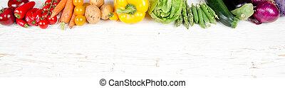 verdura, miscelare