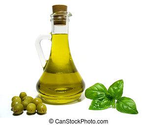 verdura, olio oliva