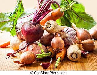 verdura, radice