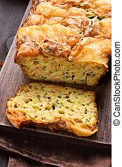 verdura, umido, bread