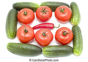 verdura, vita, ancora