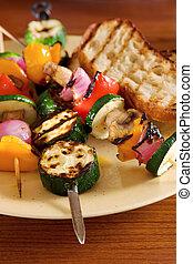 verdure cotte ferri