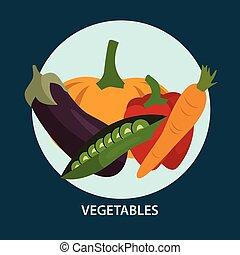 verdure fresche, progetto serie, tuo