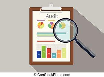 verifica, grafico, dati, risultato, analisi
