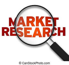 vetro, -, ingrandendo, ricerca mercato