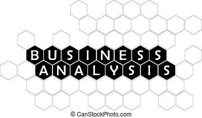 vettore, -, affari, analisi