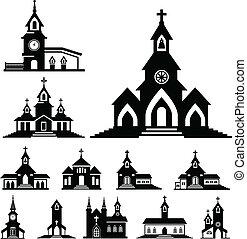 vettore, chiesa