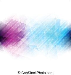 vettore, colorito, iridescente, fondo