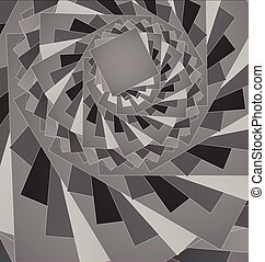 vettore, fractal, fondo