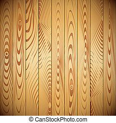 vettore, legno, assi, fondo