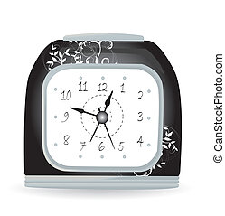 vettore, orologio
