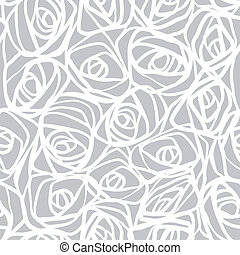 vettore, pattern), (seamless, illustration.