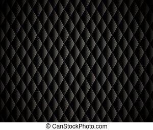vettore, sfondo nero, illustrazione