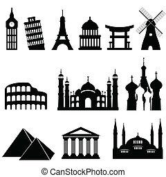 viaggiare, limiti, monumenti