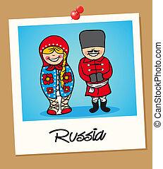 viaggiare, polaroid, russia, persone