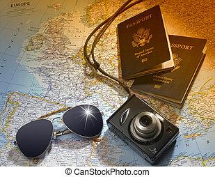 viaggiare, progetti