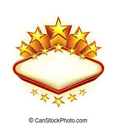 vincitore, emblema
