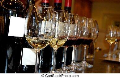 vino assaggiando