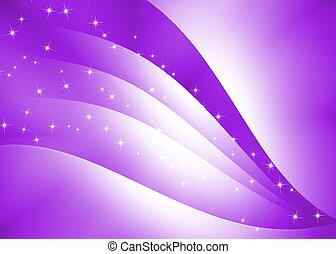 viola, astratto, curva, fondo, struttura