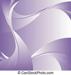 viola, astratto, curva, fondo