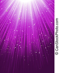 viola, eps, fondo., stelle, 8, strisce