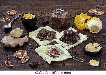 vita, ancora, cioccolato