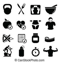 vivendo sano, dieta, idoneità