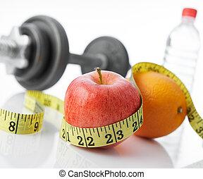 vivendo sano, mangiare